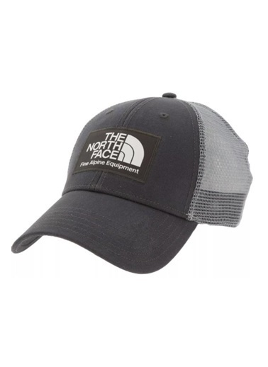 The North Face Mudder Trucker Şapka Gri Gri